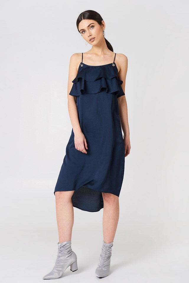 Sofie Frill Dress