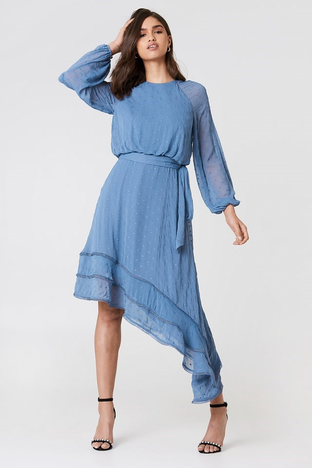 Hideaway LS Dress