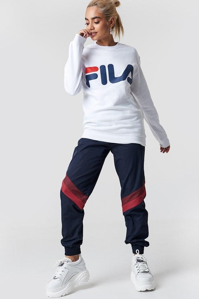 FILA Crewneck X Track Suit Outfit