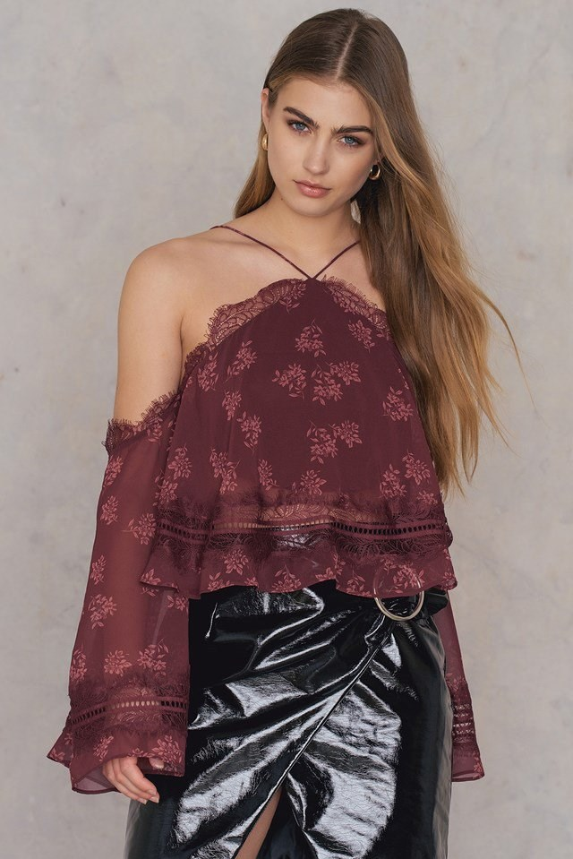 Off The Shoulder Top Outfit