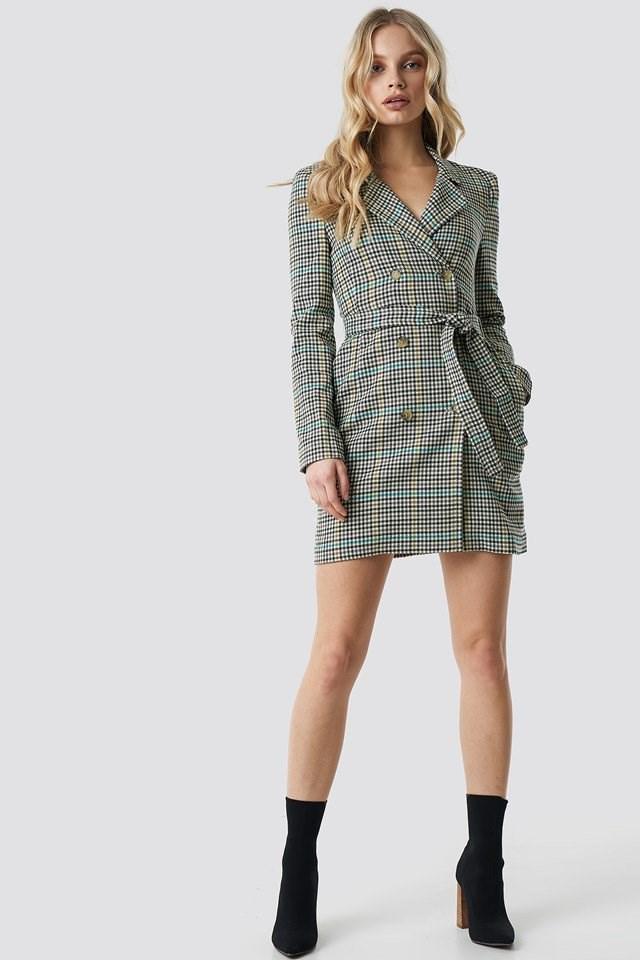 Klint dress outfit