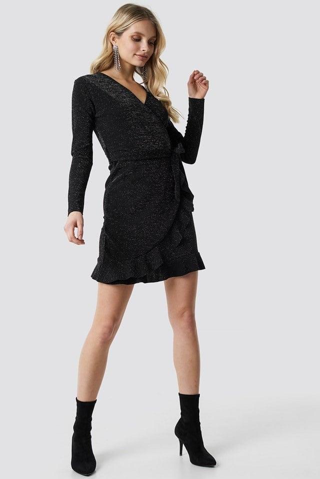 Erna Dress Black Outfit