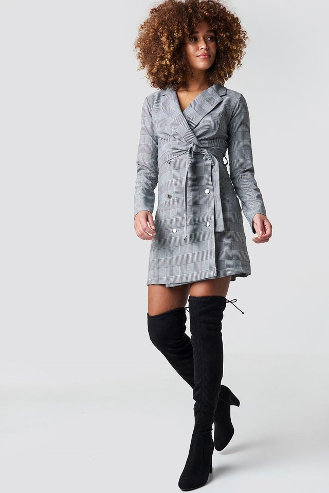 Jacket Dress Outfit