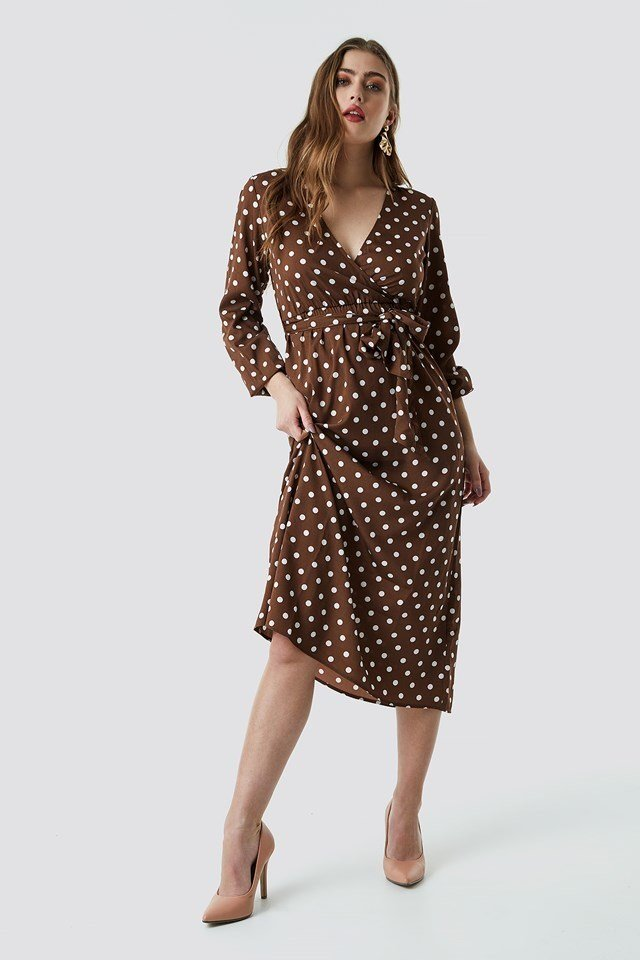 Midi dress Outfit