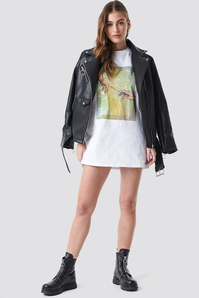 T-shirt Dress Outfit