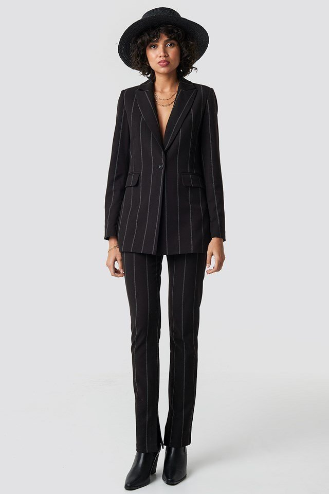 Long Blazer Outfit