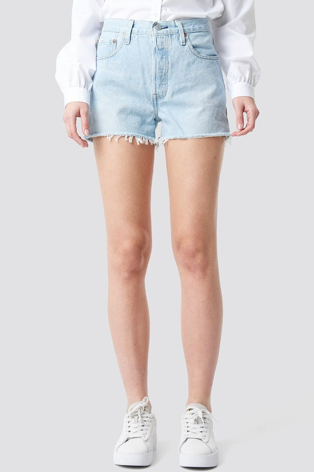 High rise shorts outfit