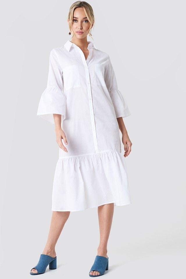 Classic Shirt Dress