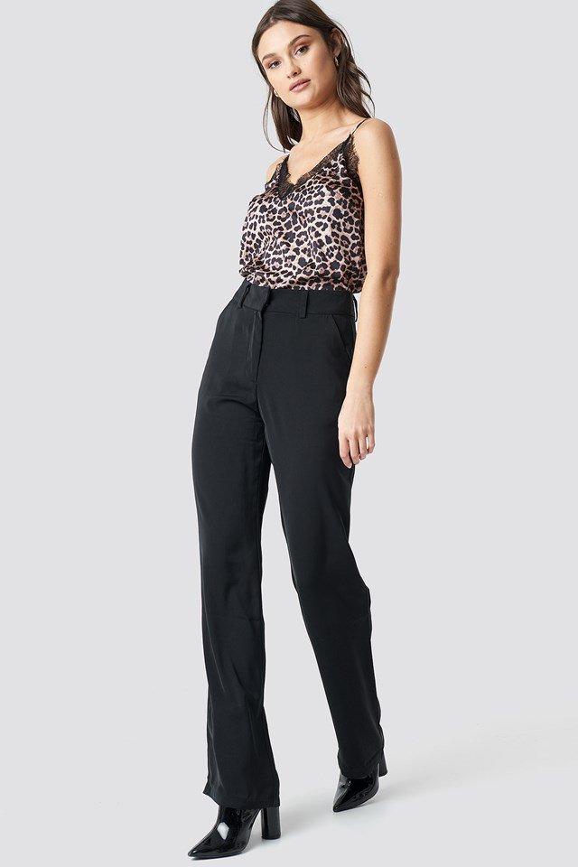 Lace Leopard Outfit