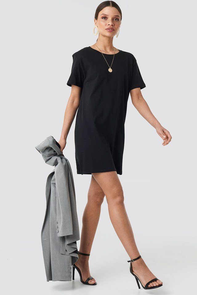 T-shirt Dress Outfit