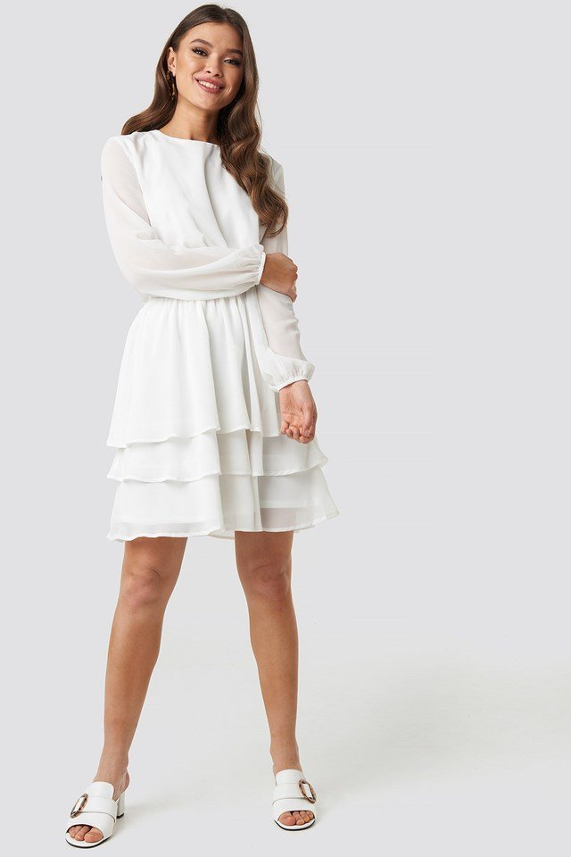 Nicoline LS A Dress Outfit