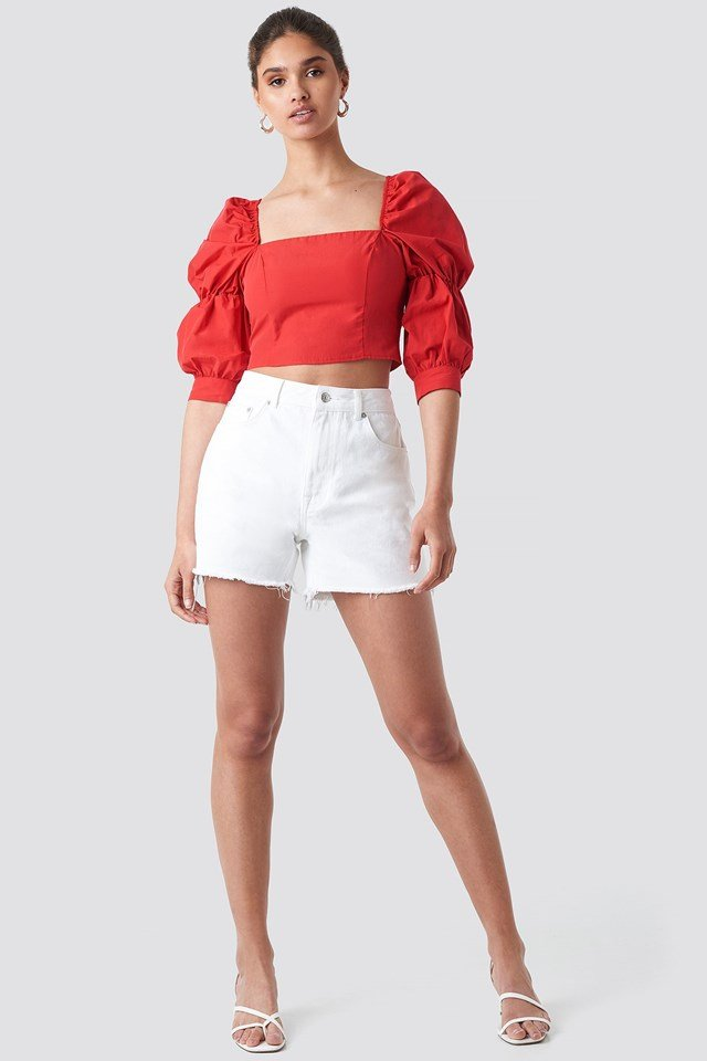Yol Cropped Top Outfit.