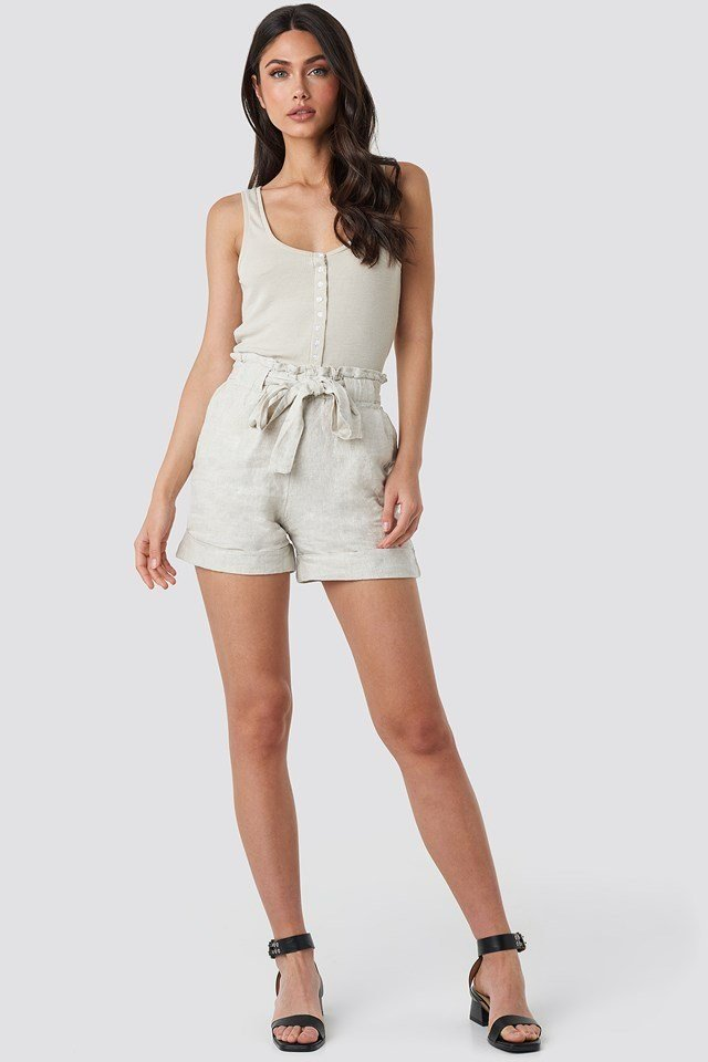 Panadero Shorts Beige Outfit