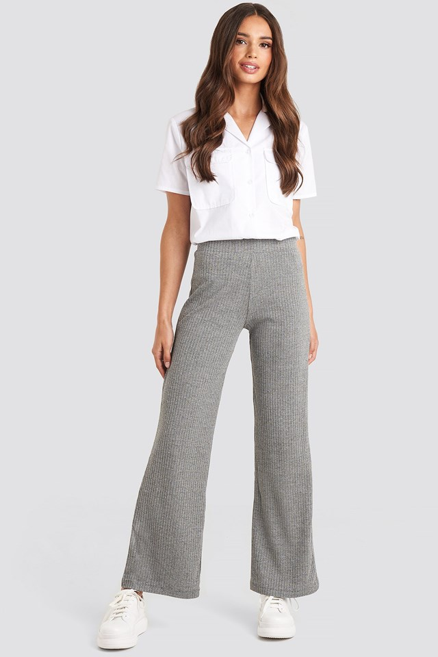 Pro Pants Grey Outfit.