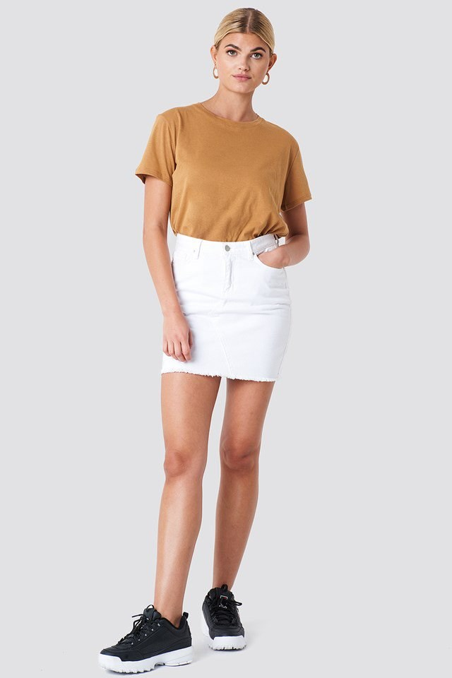 Minimalist denim Outfit