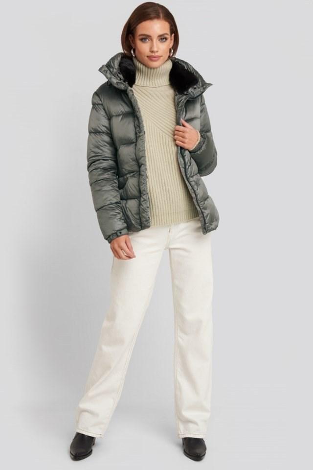 Otawa Anorak Jacket Outfit.