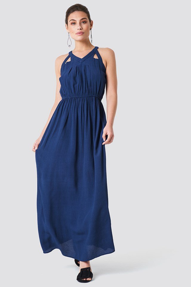 Classy Maxi Dress Outfit