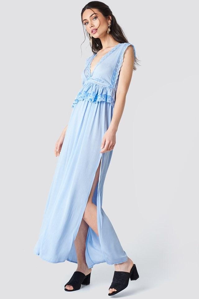 Slits Maxi Dress