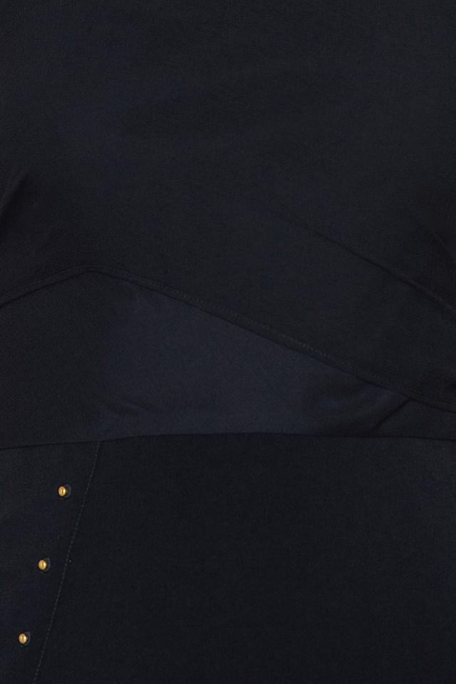 Lima Midi Dress Noir
