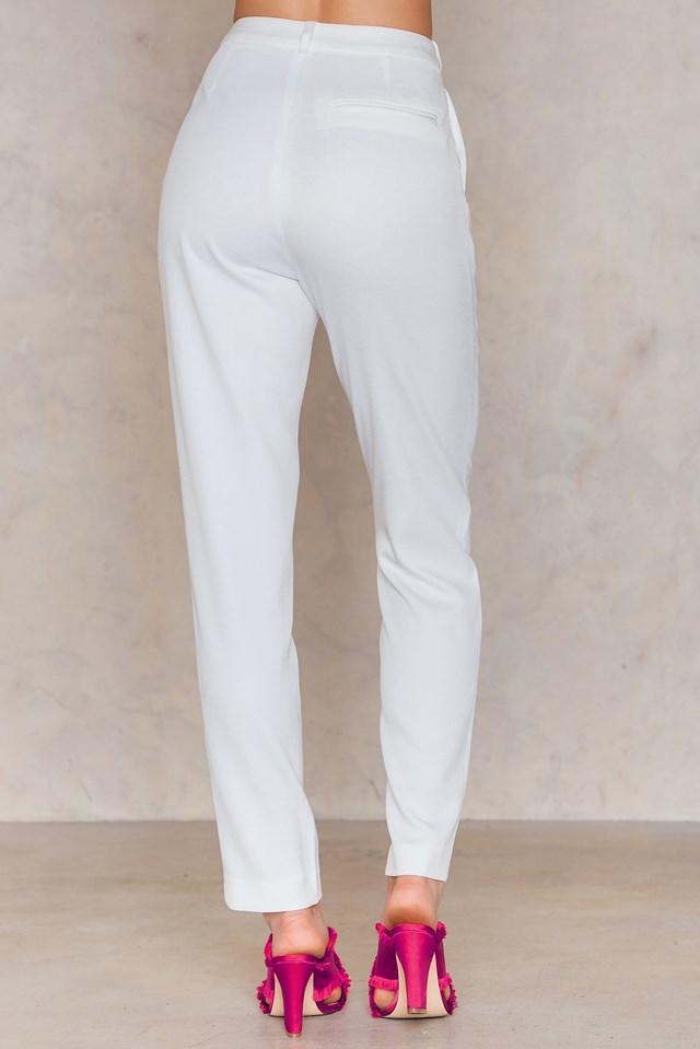 Loreto Pants Blanc