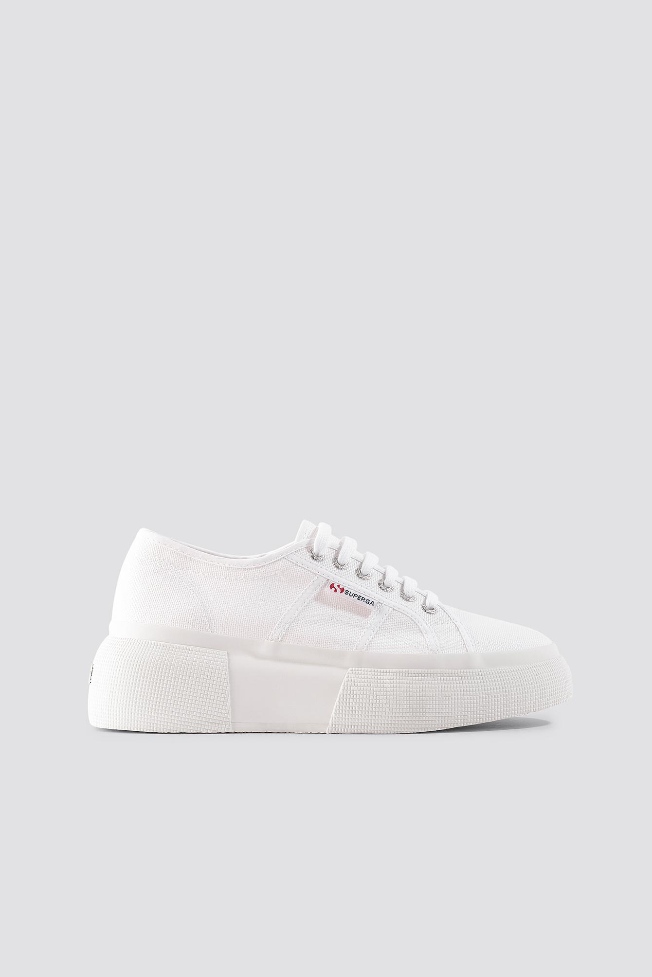 superga -  Cotu 2287 - White