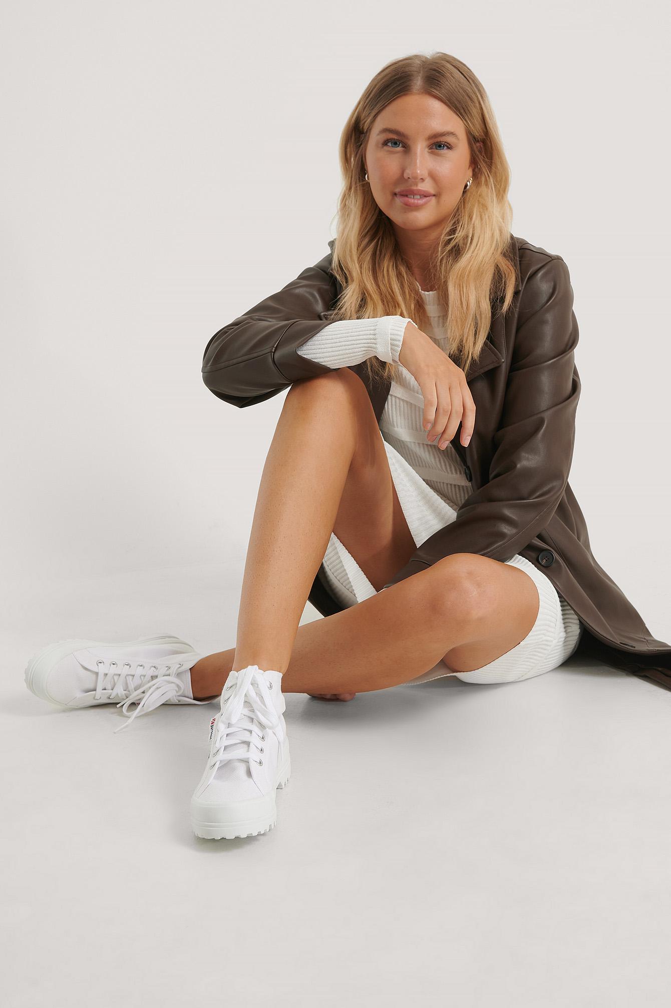 Superga Klassiska Sneakers - White