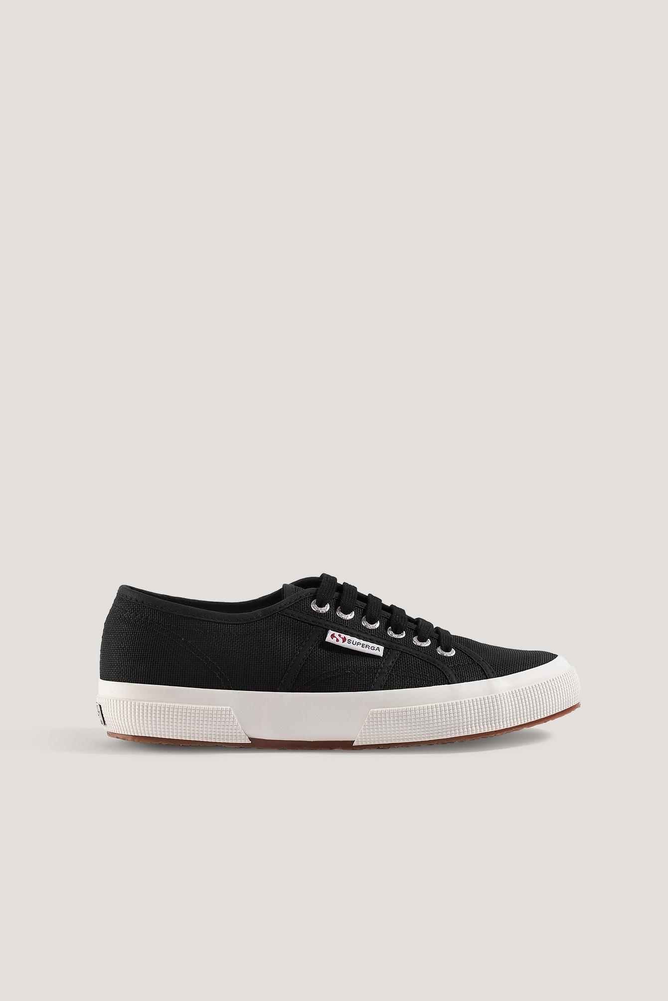 Superga Märkessneakers - Black
