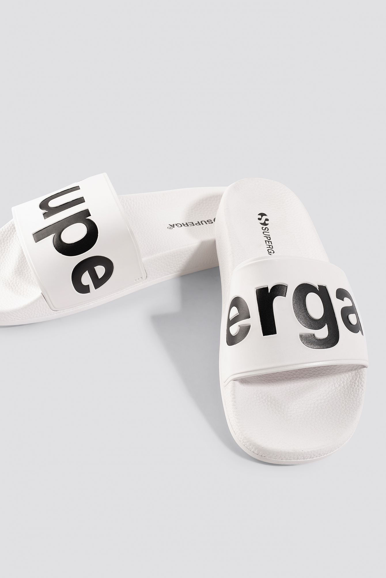 superga -  Puu 1908 Slipper - White