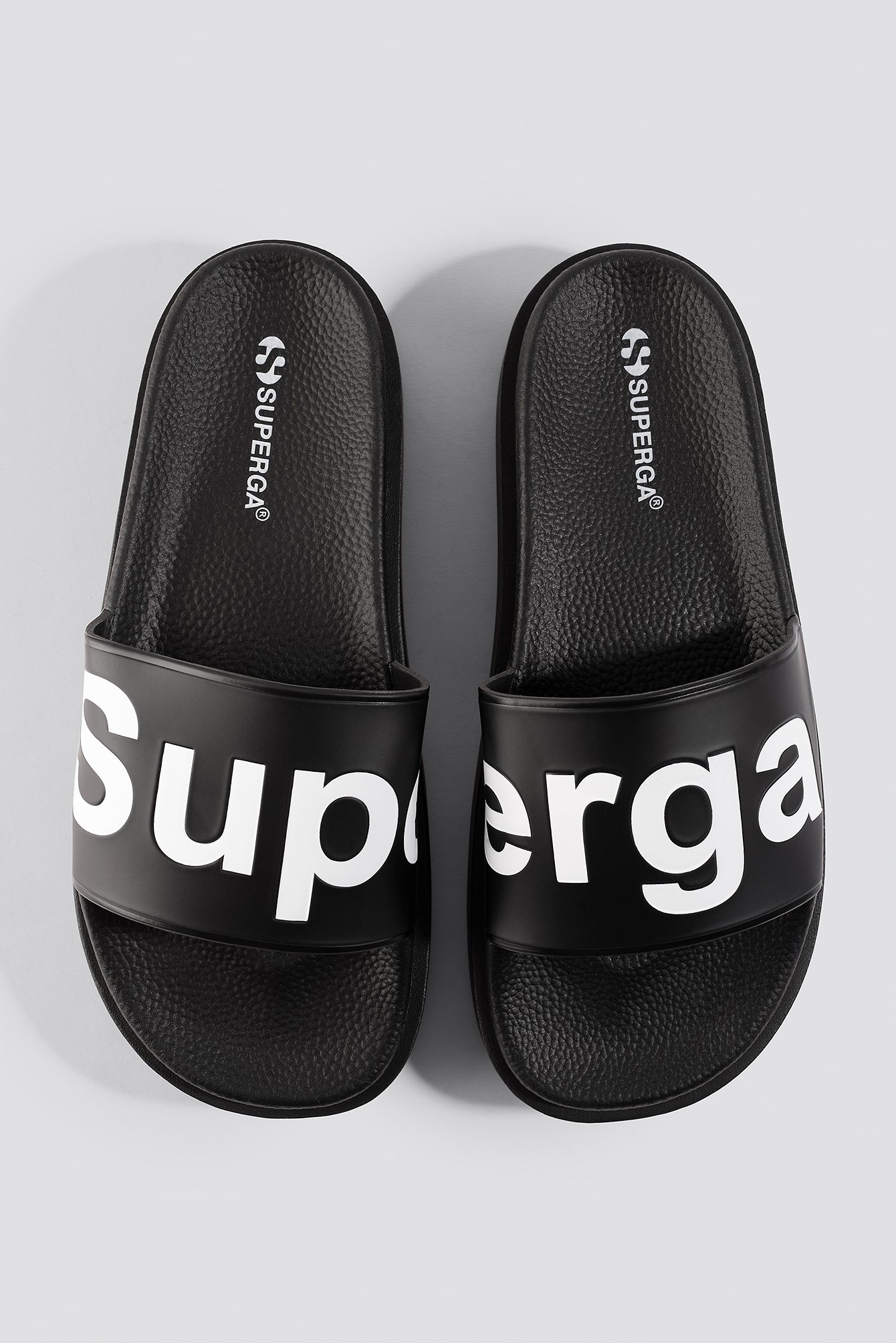 superga -  Puw 1919 Slipper - Black