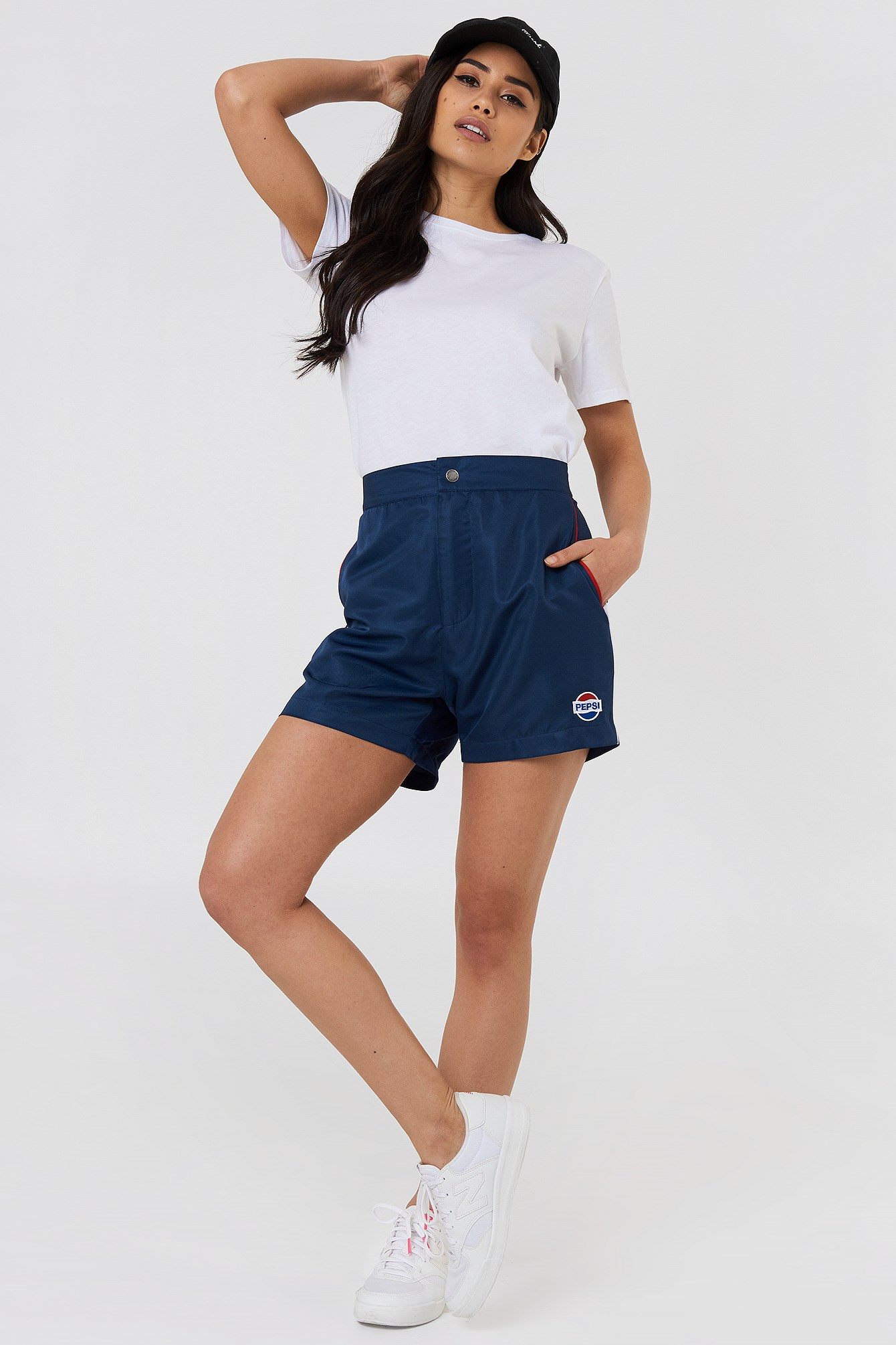 Sweet Pepsi Tennis Shorts NA-KD.COM