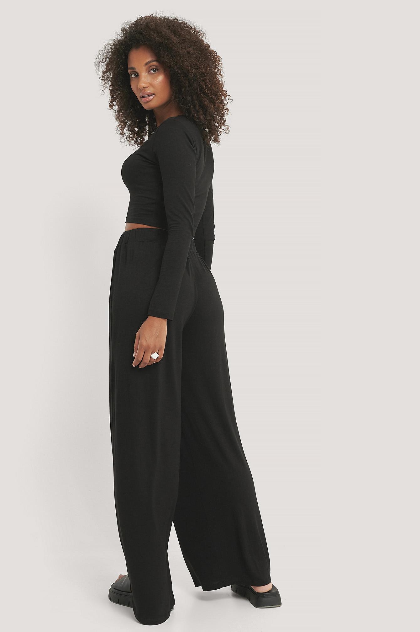 Trendyol Loungewear-Sett - Black