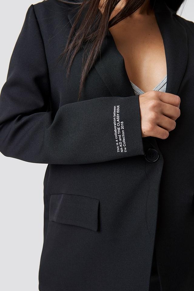 The Classy Blazer NA-KD.COM