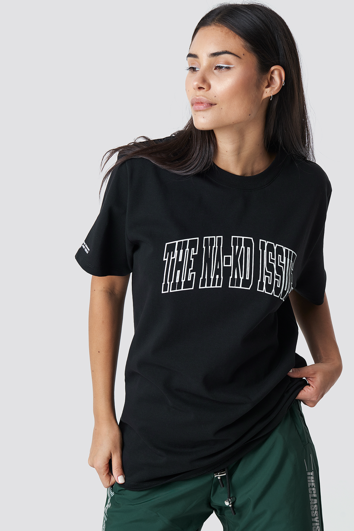 The Classy Co Lab Unisex Tee NA-KD.COM