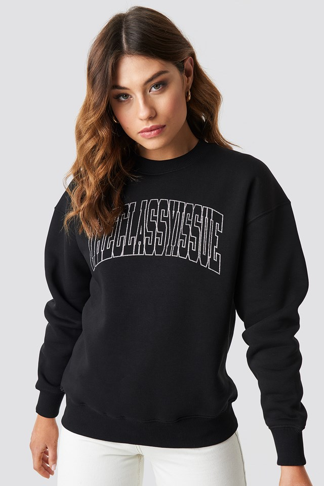 Midnight Sweater Black