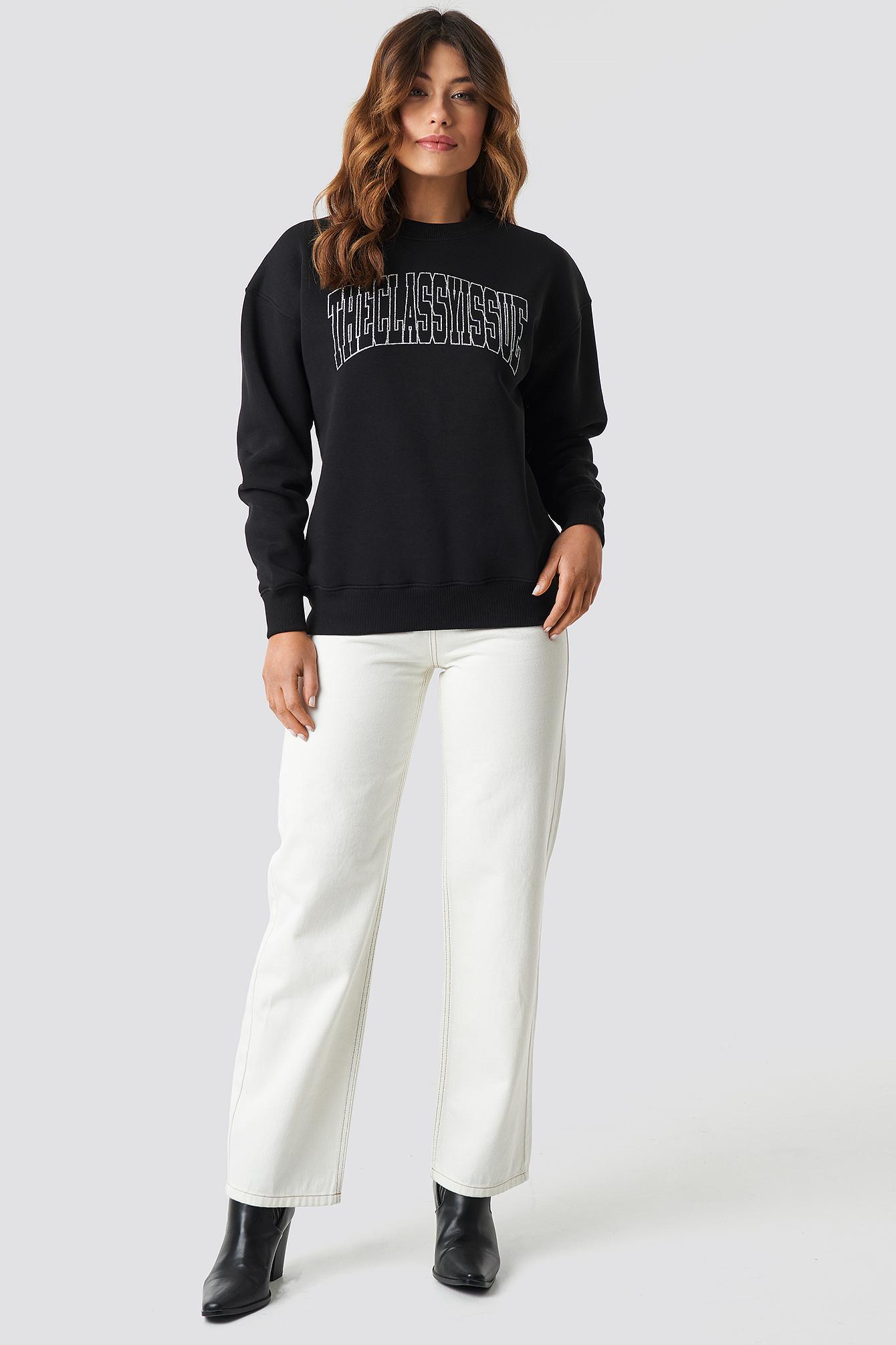 Midnight Sweater NA-KD.COM