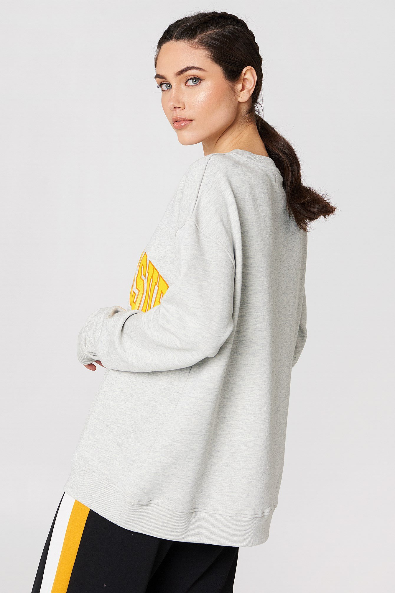 League Sweater NA-KD.COM