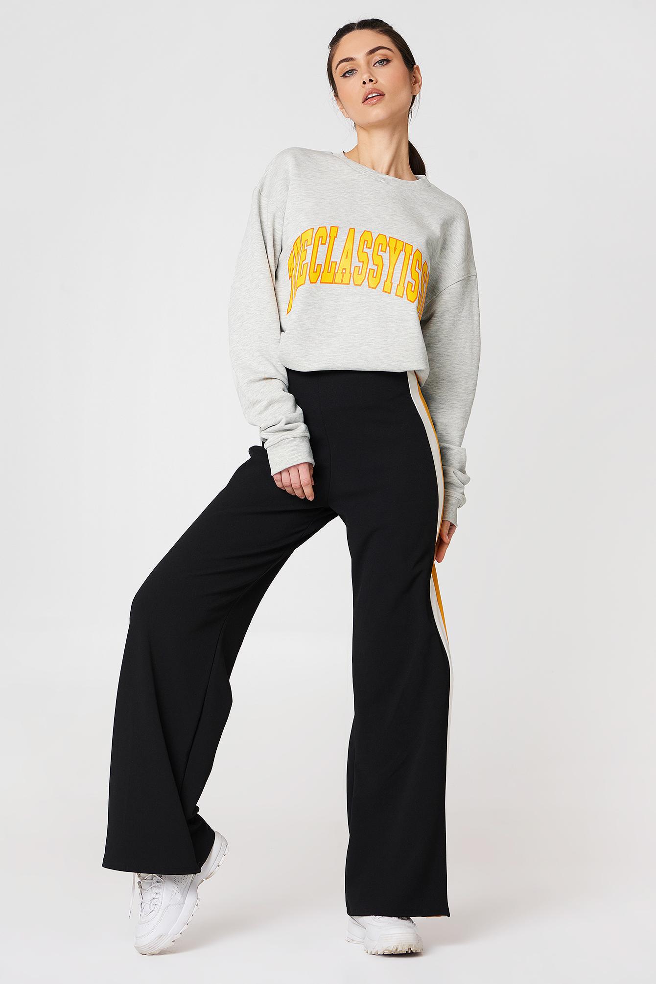 League Sweater NA-KD.COM