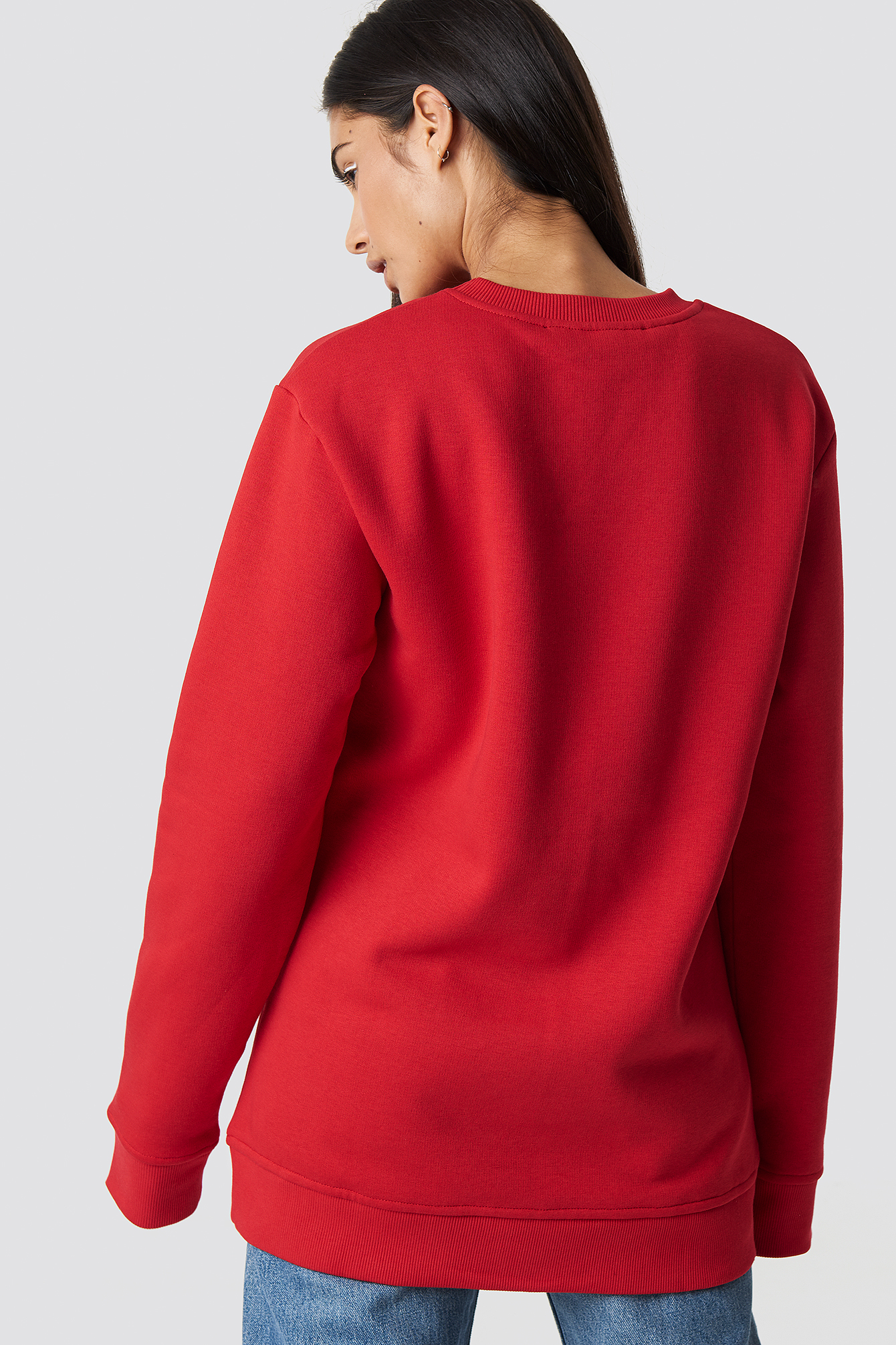 The Classy Logo Unisex Sweater NA-KD.COM