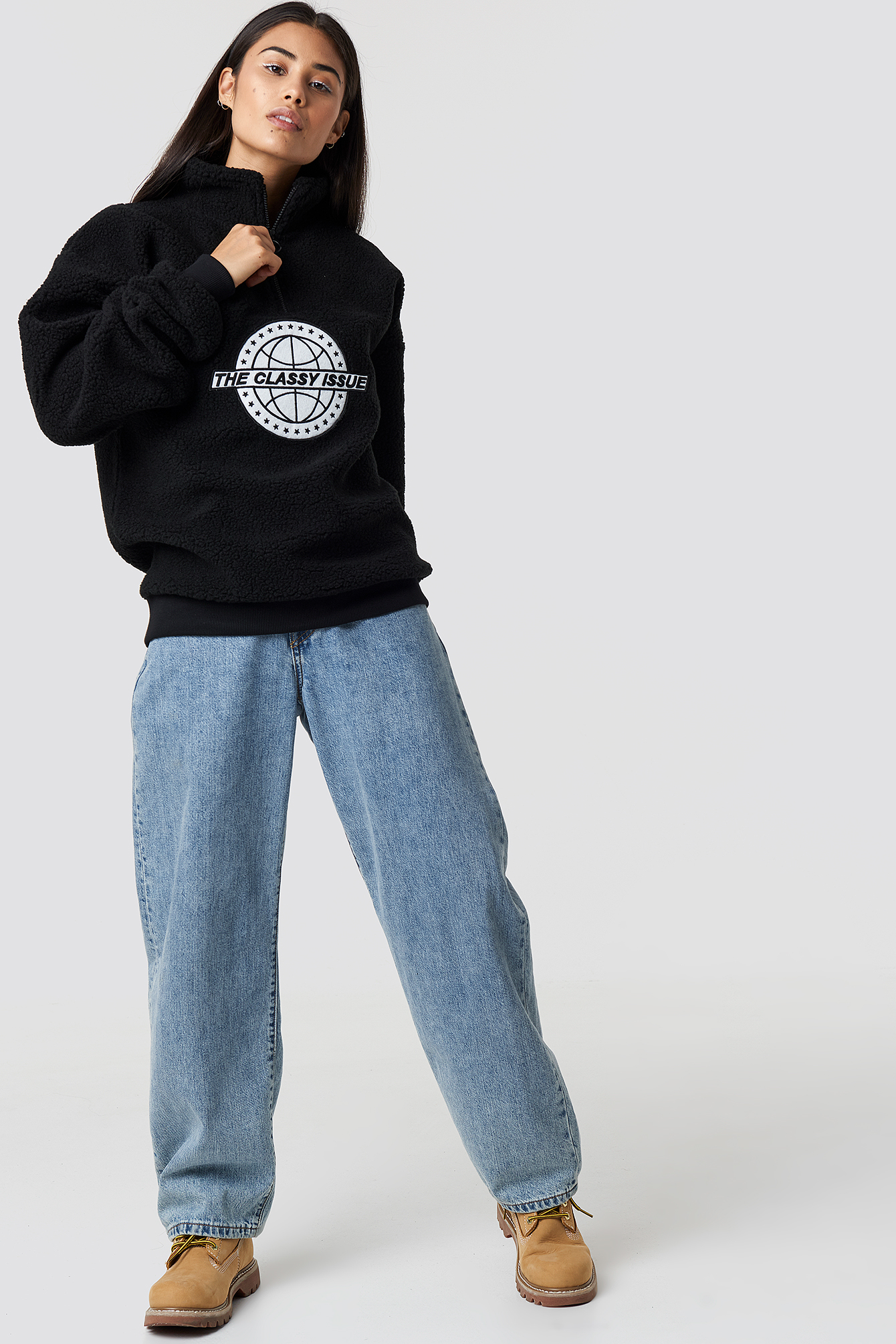 The Classy Polar Unisex Sweatshirt NA-KD.COM