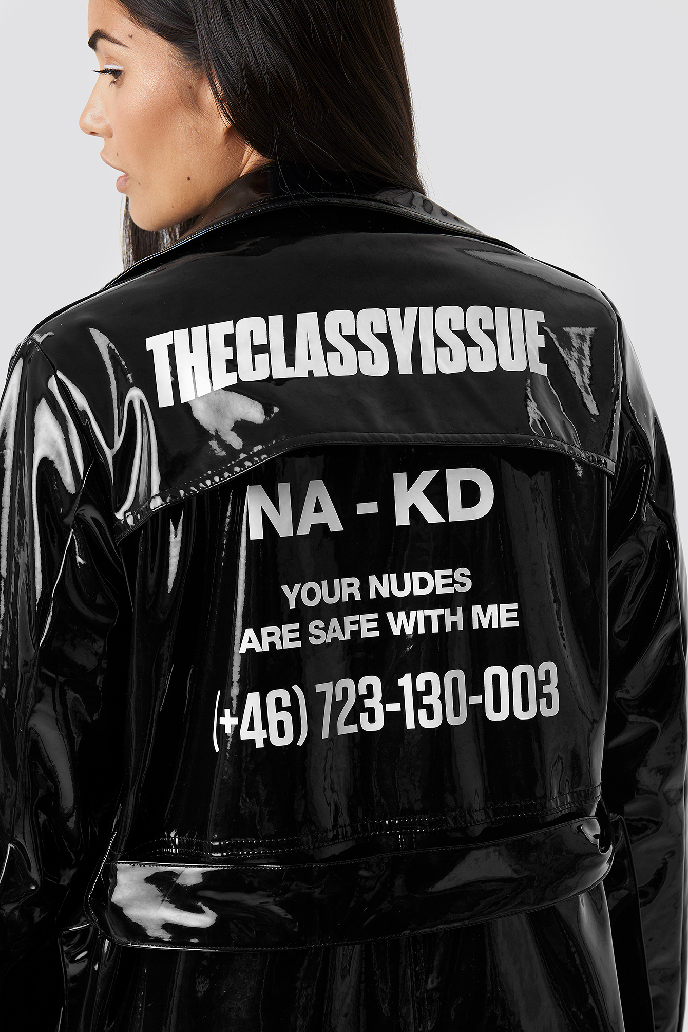 The Classy Trench NA-KD.COM