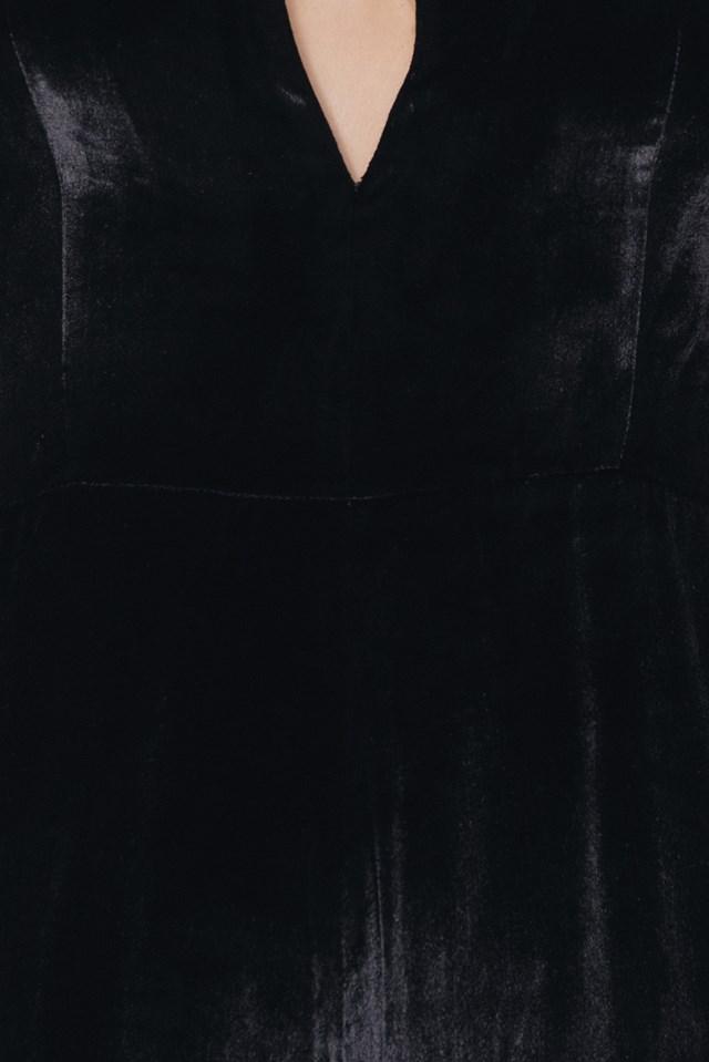 Atlas Jumpsuit Black