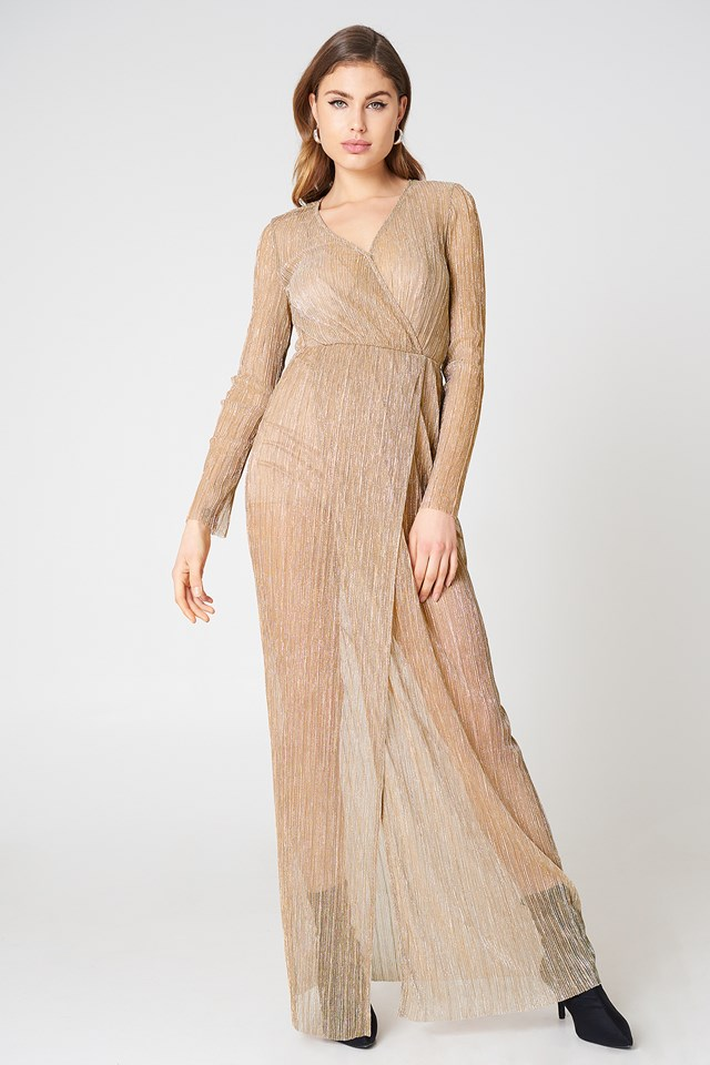 Avalon Maxi Dress Pink