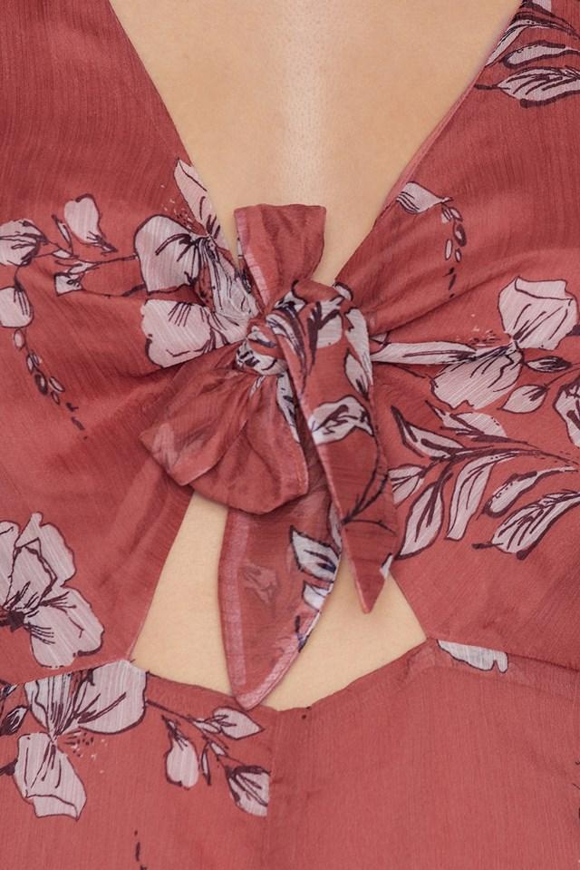 Oasis Romper Floral Print