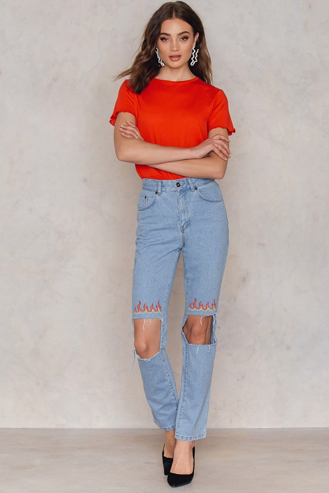 Blaze Jeans Light Blue