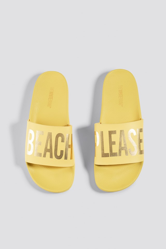 Beach Slippers NA-KD.COM