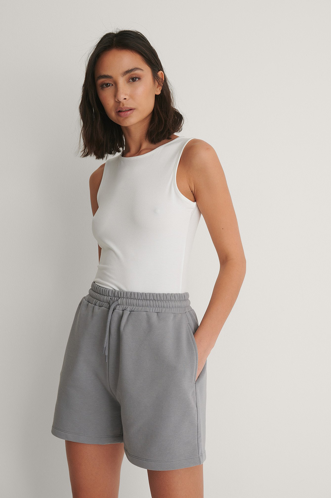Grey Coola Sweatshorts
