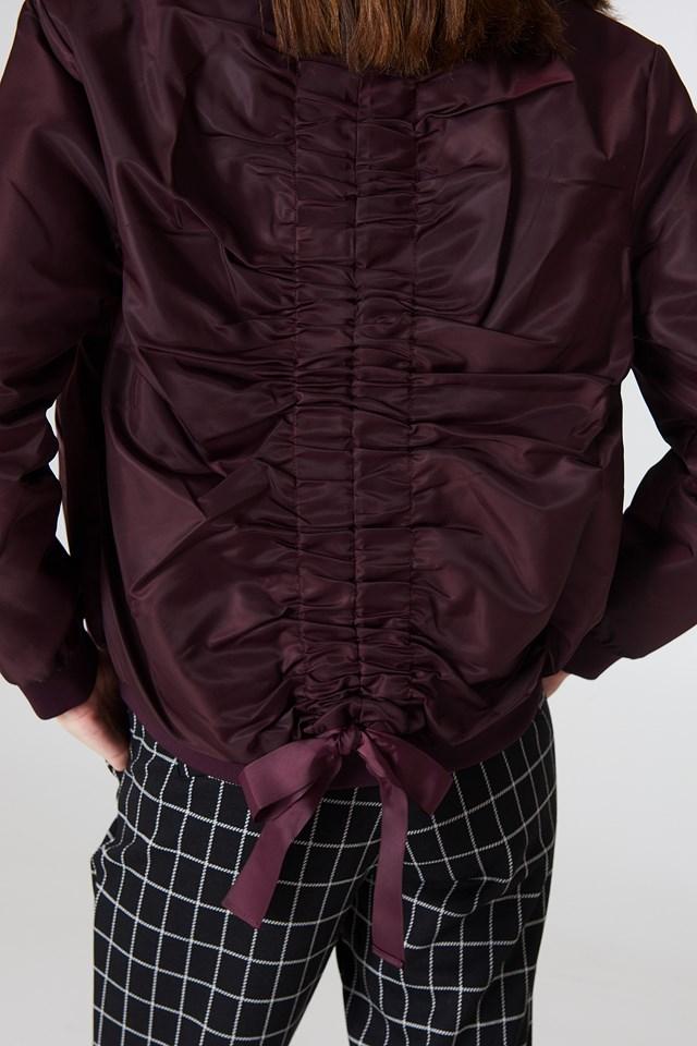 Calix Jacket Noon Plum