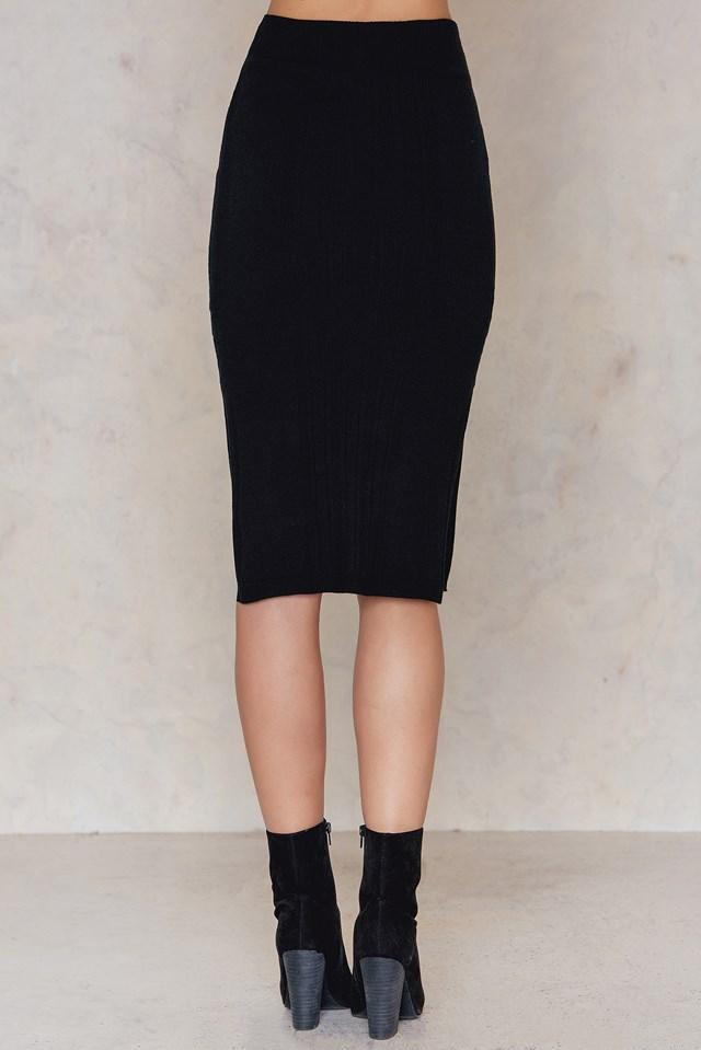 Suri Skirt Night Black