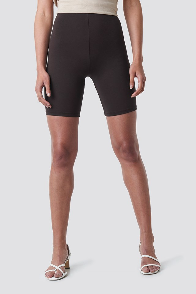 Highwaisted Cycle Shorts NA-KD.COM