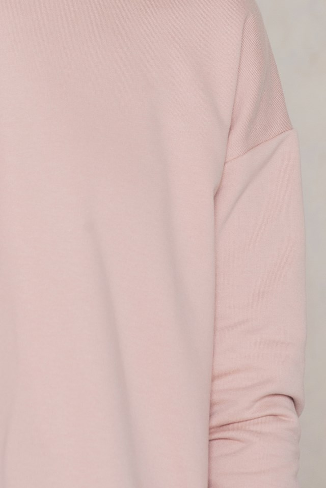 Hilda Sweater Old Pink